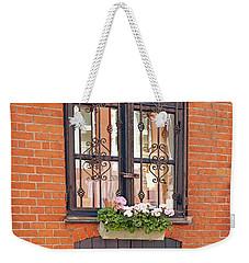 Copenhagen Window Weekender Tote Bag