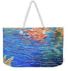 Copper Flow Weekender Tote Bag