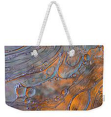 Copper Oil Weekender Tote Bag