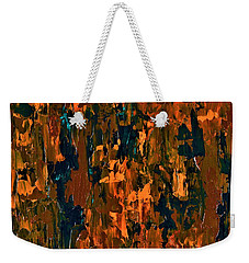 Copper Patina  Weekender Tote Bag