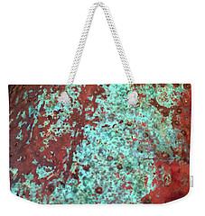 Copper Patina No. 22-1 Weekender Tote Bag