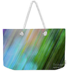 Copper Rainbow Weekender Tote Bag by Cheryl McClure