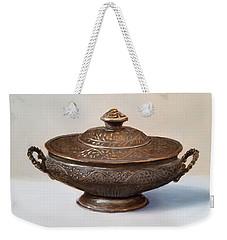 Copper Vessel Weekender Tote Bag
