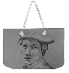 Copy After Michelangelo's Andreas Quaratesi Weekender Tote Bag