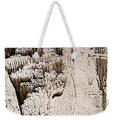 Coral Castle Weekender Tote Bag by Nancy Kane Chapman