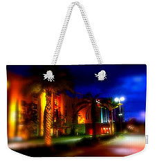 Weekender Tote Bag featuring the photograph Coral Color Florida by Iconic Images Art Gallery David Pucciarelli