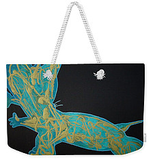 Coral Reef Weekender Tote Bag