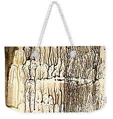 Coral Wall Weekender Tote Bag by Nancy Kane Chapman