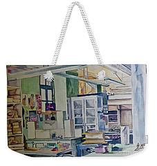 Corcoran School Of Art Ceramic Studio Back In The Days Weekender Tote Bag