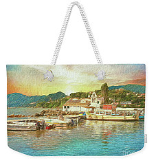 Corfu 30 My Passion Paintography Weekender Tote Bag
