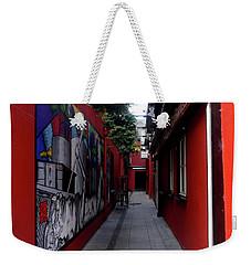 Cork City Alleyway I Weekender Tote Bag