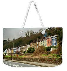 Cork Row Houses Weekender Tote Bag