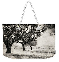Cork Trees Weekender Tote Bag by Celso Bressan