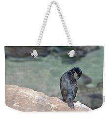 Cormorant Weekender Tote Bag