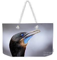 Cormorant Impressions Weekender Tote Bag