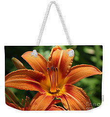 Corn Flower Enchantment   Weekender Tote Bag