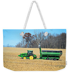 Corn Harvest Weekender Tote Bag