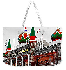 Corn Palace South Dakota Weekender Tote Bag