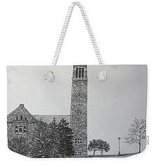 Cornell Clock Tower  Weekender Tote Bag