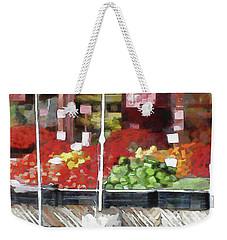 Corner Market Weekender Tote Bag