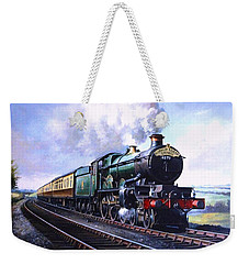 Cornish Riviera Express. Weekender Tote Bag