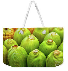Corns Weekender Tote Bag by Charuhas Images