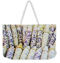 Weekender Tote Bag featuring the photograph Corns  by Jingjits Photography