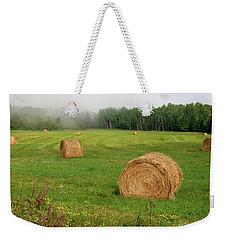 Weekender Tote Bag featuring the photograph Cornucopia by PJ Boylan