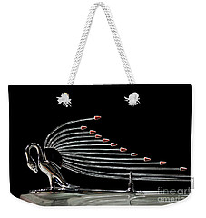 Coromant Antenna Weekender Tote Bag by Dennis Hedberg