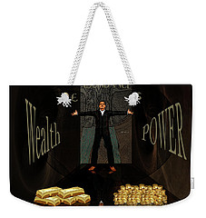 Corridor Of Wealth Weekender Tote Bag