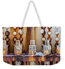 Corrosion Weekender Tote Bag