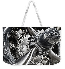 Corsair F4u Engine Weekender Tote Bag