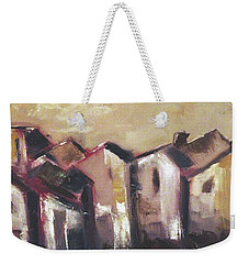 Corsica Weekender Tote Bag by Roxy Rich