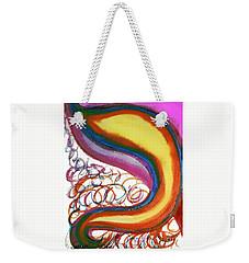 Cosmic Caf Weekender Tote Bag