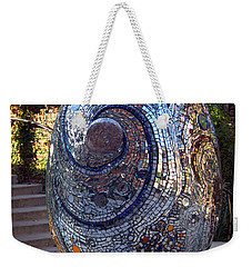 Cosmic Egg Weekender Tote Bag by Joseph Skompski