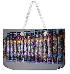 Cosmic Music Weekender Tote Bag