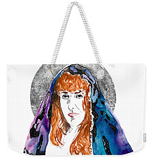 Cosmic Queen Sof The Universe  Weekender Tote Bag