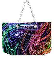 Cosmic Radiation Weekender Tote Bag by Mark Blauhoefer