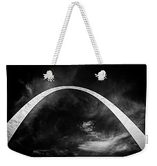 Cosmic Rebirth Weekender Tote Bag