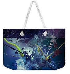 Cosmic Resonance No 1 Weekender Tote Bag
