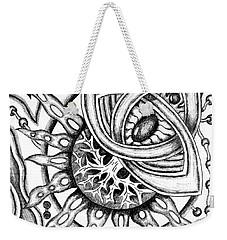Cosmic Thing Weekender Tote Bag