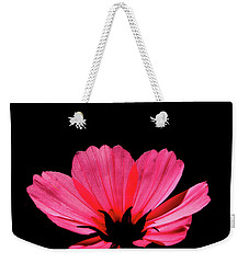 Cosmos Bloom Weekender Tote Bag