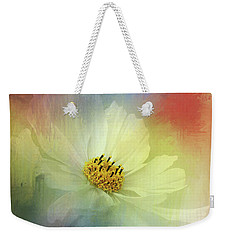 Cosmos Dreaming Abstract By Kaye Menner Weekender Tote Bag by Kaye Menner