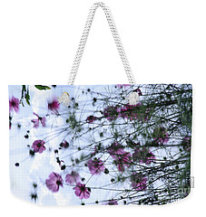 Weekender Tote Bag featuring the photograph Cosmos Number  Four by Brian Boyle