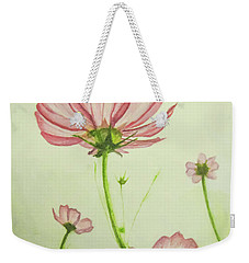 Cosmos Way Weekender Tote Bag by Annie Poitras