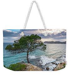 Costa De La Calma Tree Weekender Tote Bag