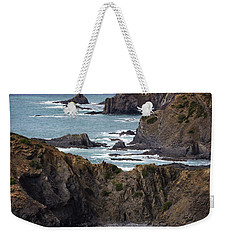 Costa Vicentina Weekender Tote Bag by Edgar Laureano