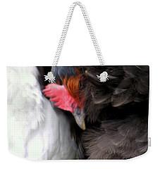 Cosy Time Weekender Tote Bag