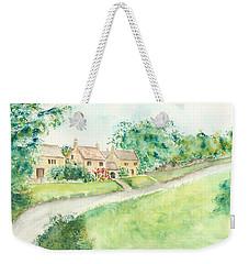 Cotswold Cottages Weekender Tote Bag