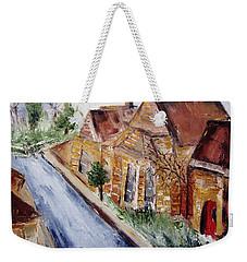 Cotswold Street Weekender Tote Bag by Roxy Rich